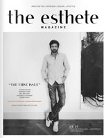 THE ESTHETE MAGAZIN 1