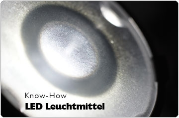 Know-How LED Leuchtmittel